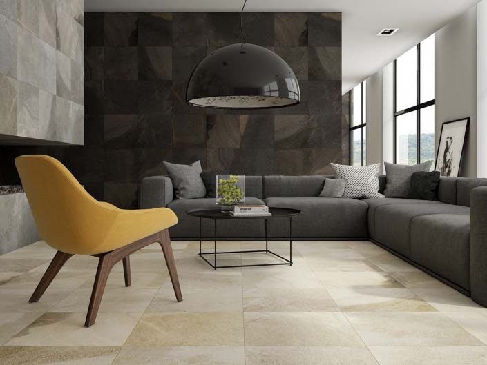 phòng khách hiện đại đơn giản