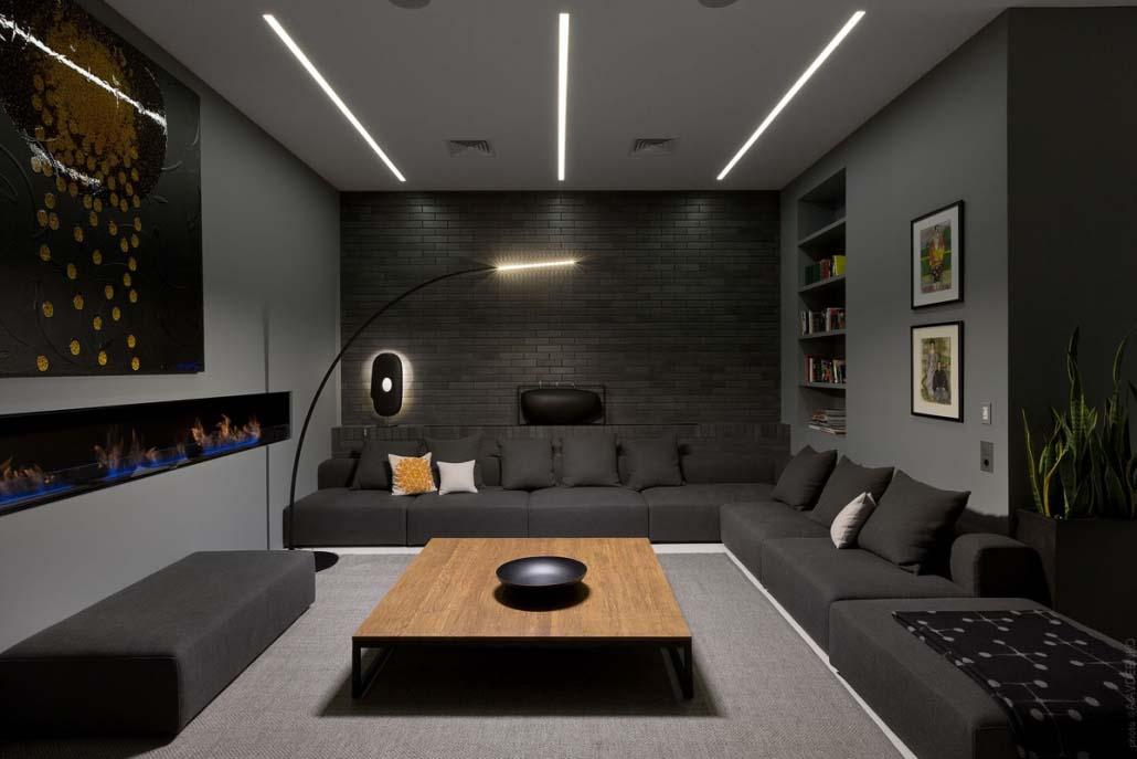 Mẫu living room đc design