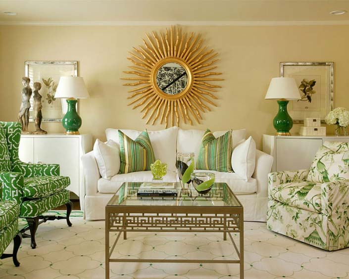Mẫu phòng khách đẹp cho nhà Chung cư mang phong cách hiện đại