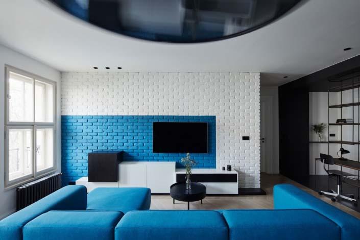 Xu thế thiết kế living room đẹp 2021
