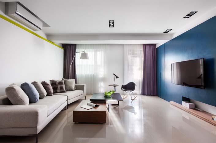 Mẫu trang trí living room đẹp