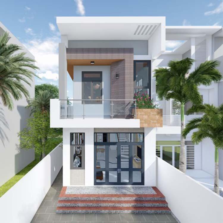 Những lưu ý khi thiết kế nhà 2 tầng 3 phòng ngủ 5×15