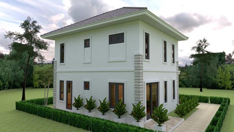 Đặc điểm của design mẫu nhà 3 gian hai tầng